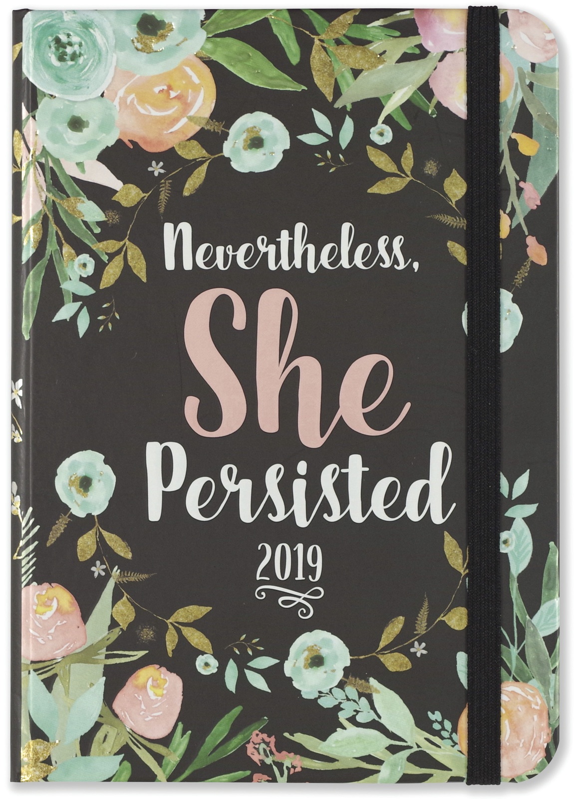 Peter Pauper: She Persisted 16 Month 2019 Compact Diary image