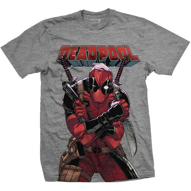 Deadpool Big Print (Medium)