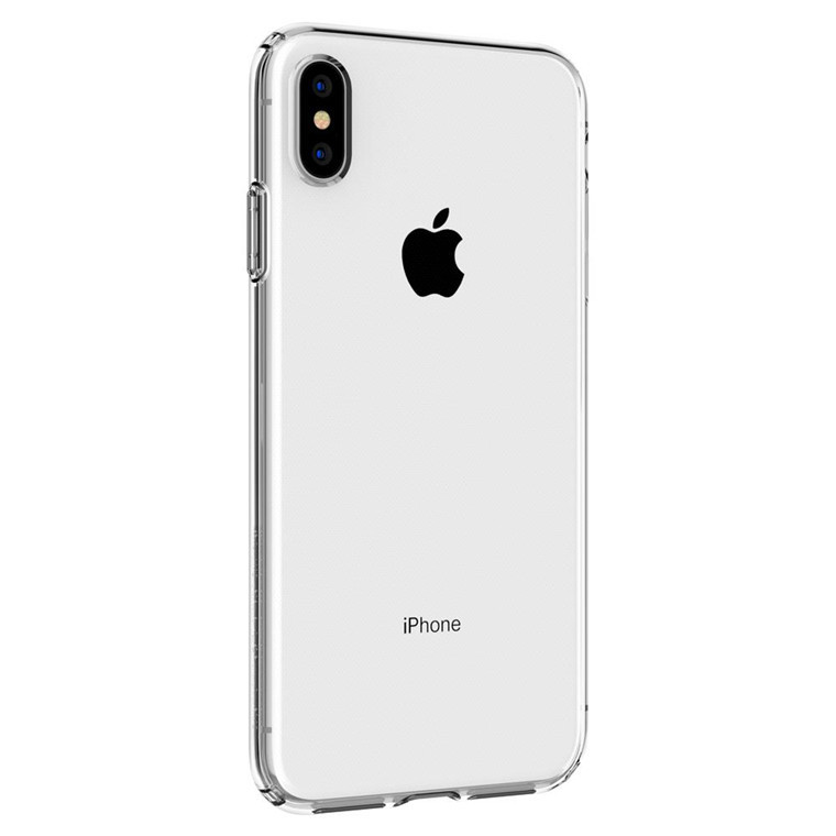 Spigen: Liquid Crystal Case for iPhone XR - Clear image