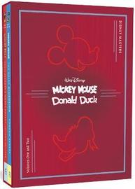 Disney Masters Collector's Box Set #1 by Romano Scarpa