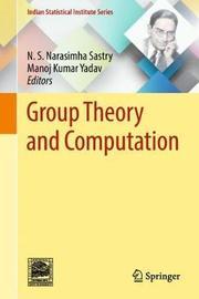 Group Theory and Computation image