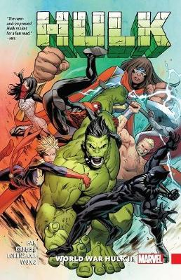 Hulk: World War Hulk Ii by Greg Pak