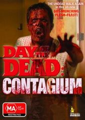 Day Of The Dead: Contagium on DVD