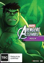 Avengers Assemble: Hulk on DVD
