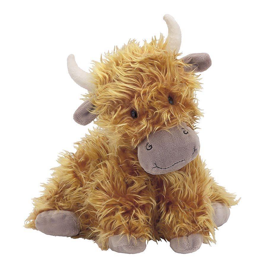 Jellycat: Truffles Highland Cow - Medium Plush image