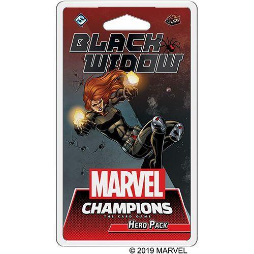 Marvel Champions: Black Widow Hero Pack image