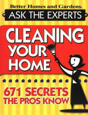 Cleaning Your Home image