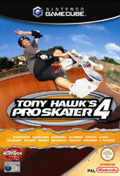 Tony Hawk 4 for GameCube