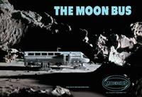 The Moon Bus 1:55 Model Kit - Moebius Models