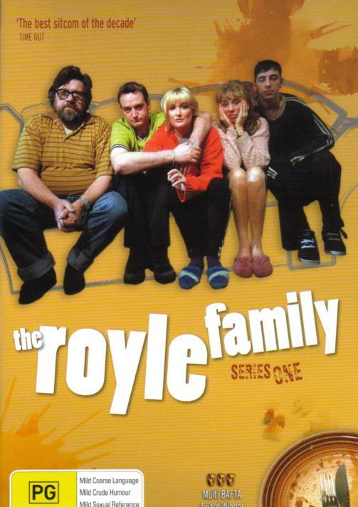 The Royle Family - Series One on DVD
