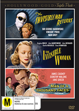 Hollywood Gold Triple Pack - The Invisible Man Returns / The Invisible Woman / Man of a Thousand Faces on DVD