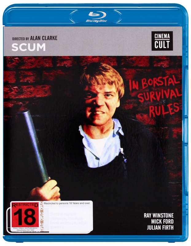 Scum (Cinema Cult Series) on Blu-ray