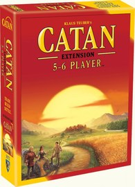 Catan – Extension for 5-6 Players