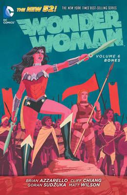 Wonder Woman Vol. 6 Bones (The New 52) by Brian Azzarello