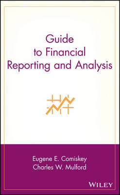 Guide to Financial Reporting and Analysis by Eugene E Comiskey image