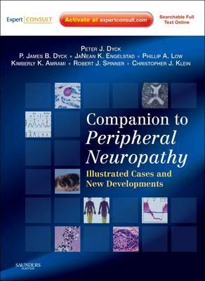 Companion to Peripheral Neuropathy by Peter James Dyck image