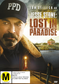 Jesse Stone: Lost in Paradise on DVD