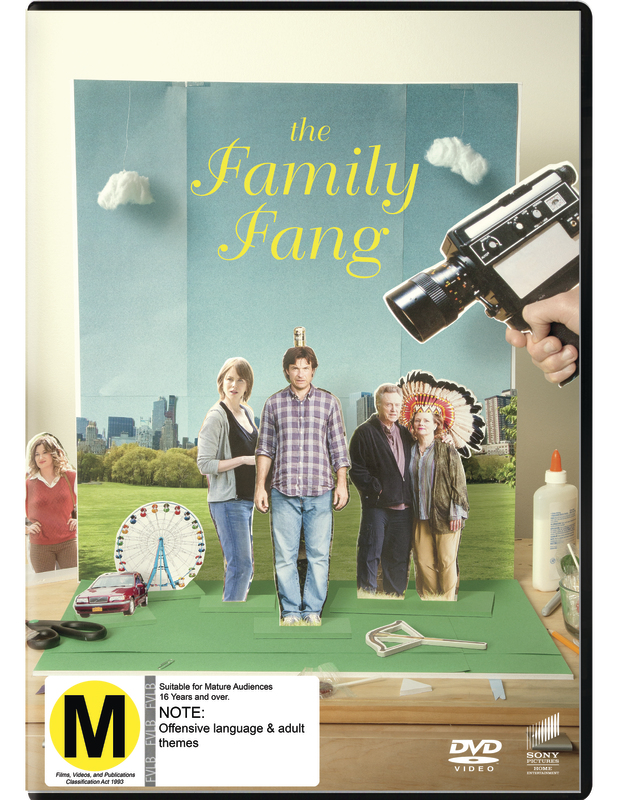 The Family Fang on DVD