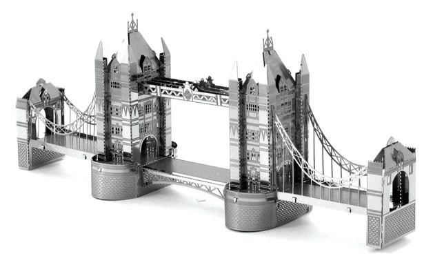Metal Earth: London Tower Bridge - Model Kit