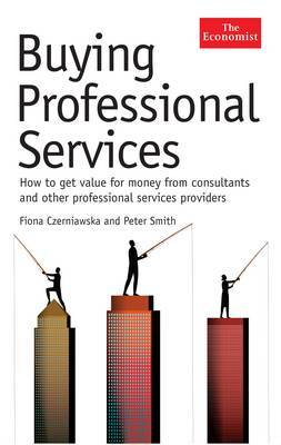 The Economist: Buying Professional Services by Fiona Czerniawska image