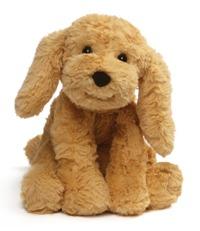 Gund Cozys: Caramel Dog - Small Plush