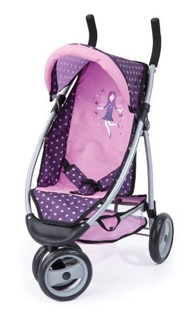 Bayer: Sport Jogger - Purple/Pink