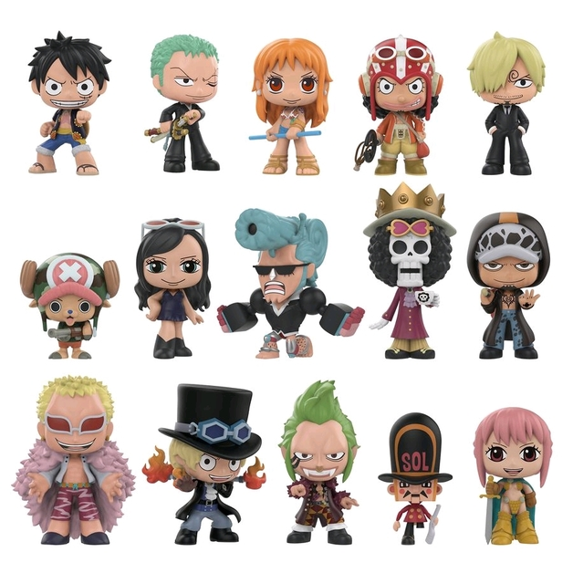 One Piece - Mystery Minis Vinyl Figure (Blind Box)