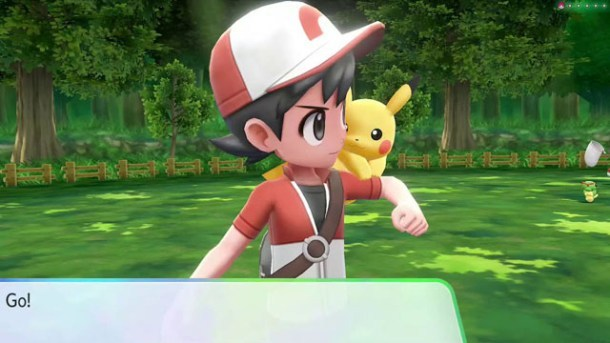 Pokemon Let's Go Pikachu! for Switch image