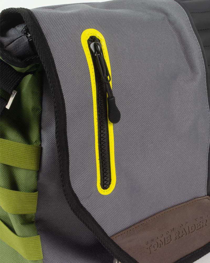 Tomb Raider Messenger Bag image