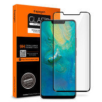Spigen: Huawei Mate 20 Pro Tempered Glass GLAS.tR Curved Screen Protector