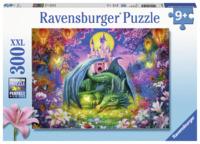 Ravensburger: 300 Piece Puzzle - Mystical Dragon
