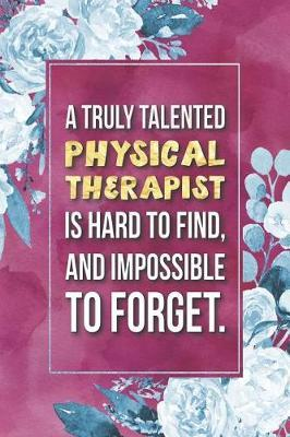 Physical Therapist Gift by Pink Gift Press