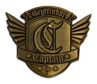 Harry Potter: Captain's Badge - Medallion