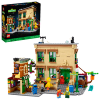 LEGO Ideas: 123 Sesame Street (21324)