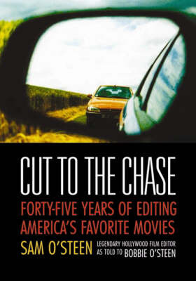 Cut to the Chase by Bobbie O'Steen image