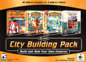 City Builder Value Pack for PC Games