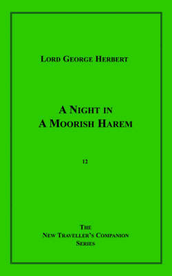 A Night in a Moorish Harem by Lord George Herbert image