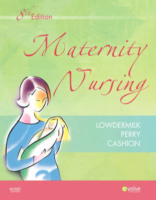 Maternity Nursing by Deitra Leonard Lowdermilk image