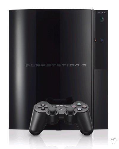PlayStation 3 MEGA Bundle (includes 3 Blu-ray Movies + 2 Games) for PS3 image