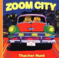 Zoom City Board Book by Thacher Hurd image