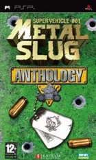 Metal Slug Anthology for PSP