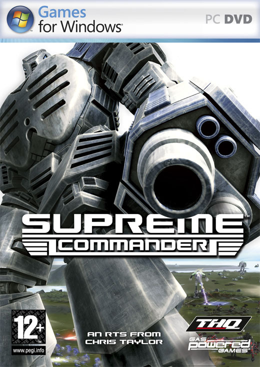 Supreme Commander for PC Games