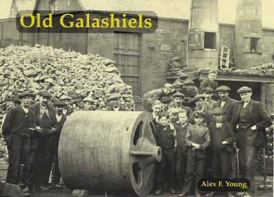 Old Galashiels by Alex F. Young image