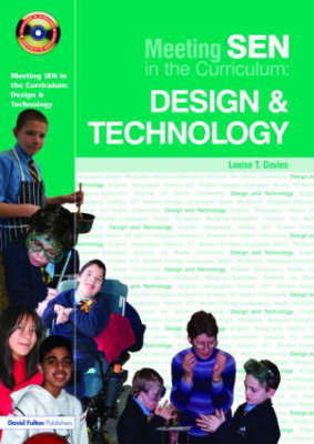 Meeting SEN in the Curriculum: Design & Technology by Louise T Davies image