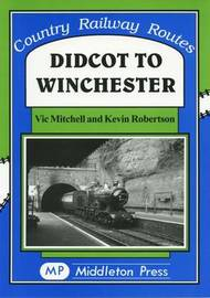 Didcot to Winchester by Vic Mitchell image