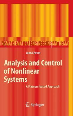 Analysis and Control of Nonlinear Systems by Jean Levine image