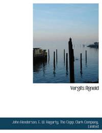 Vergil's Agneid by John Henderson