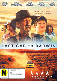 Last Cab to Darwin on DVD
