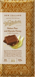 Whittaker's Artisan Collection: Block Nelson Pear Manuka Honey 100g
