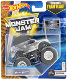 Hot Wheels Monster Jam 25: Mohawk Warrior (Team Flag)
